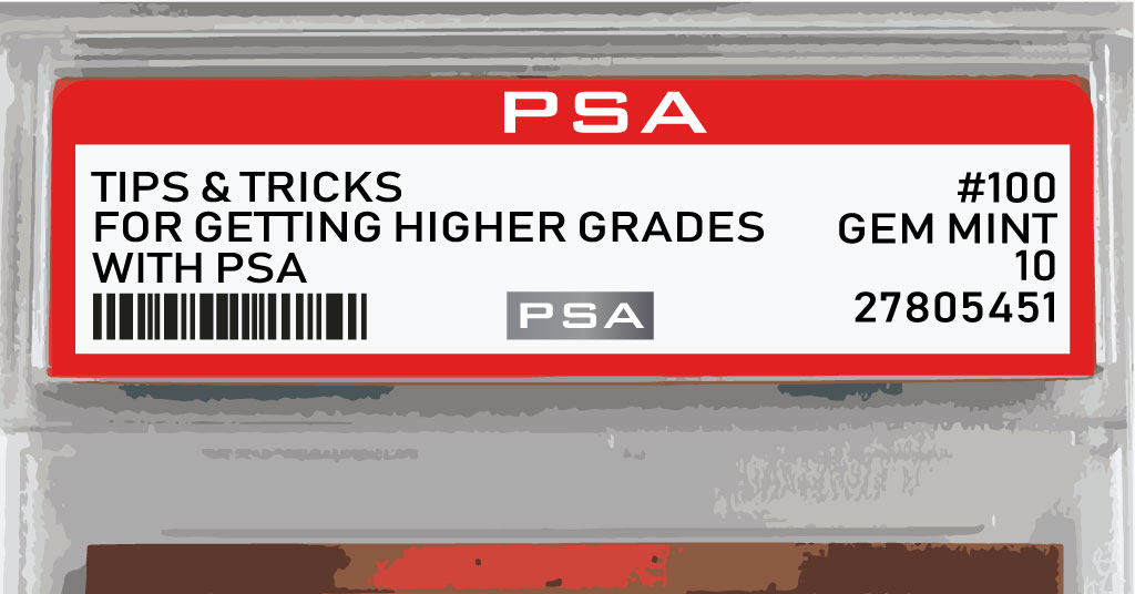 LAWSUIT: PSA Grading Service Sued For Grading Altered